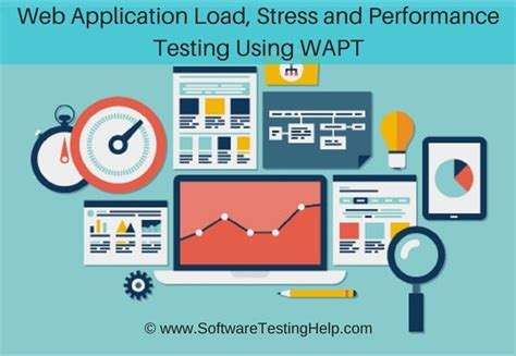 Web Application Load, Stress And Performance Testing Using