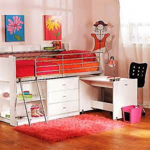 loft bed with desk ikea ikea pinterest