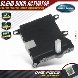 Hvac Heater Blend Door Actuator For Ford Expedition F150