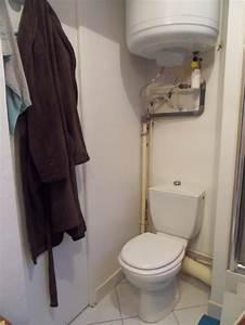 Comment Cacher Un Wc Dans Une Salle De Bain : cacher les tuyaux luminaire salle de bain page 3 ~ Melissatoandfro.com Idées de Décoration