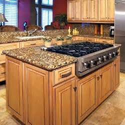 stove in island kitchens kitchen design must from domicile sf