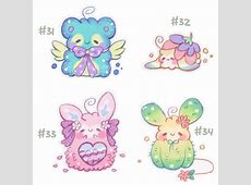[CLOSED] Fluffbits #31 #34 by Sarilain on DeviantArt