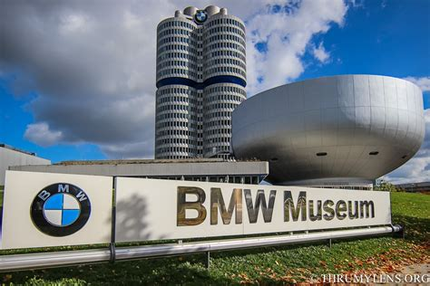 bmw museum touring the bmw museum in munich germany thrumylens