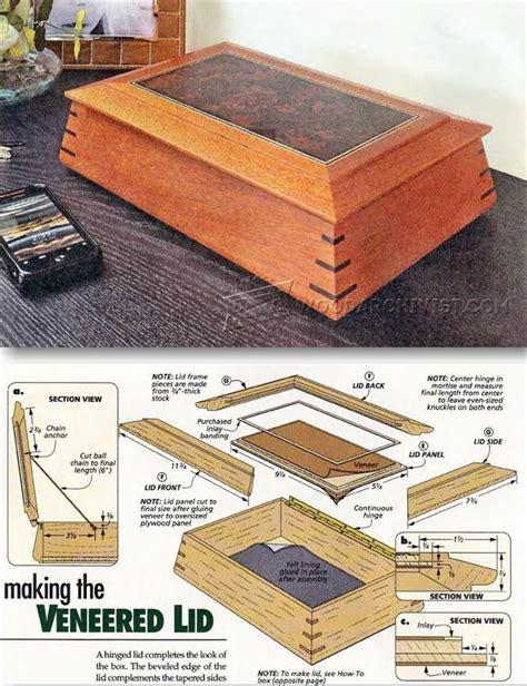 wooden box plans ideas  pinterest jewelry box plans wooden boxes  portal sites