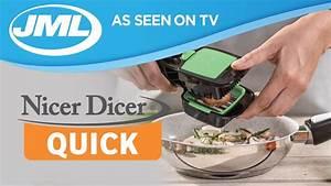 Nicer Dicer Quick Preisvergleich : nicer dicer quick from jml youtube ~ Yasmunasinghe.com Haus und Dekorationen