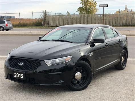 ford taurus police awd   cam financing