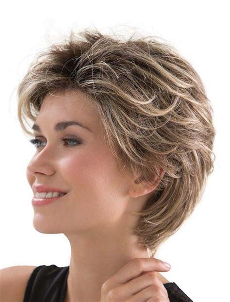 image result  short fine hairstyles  women