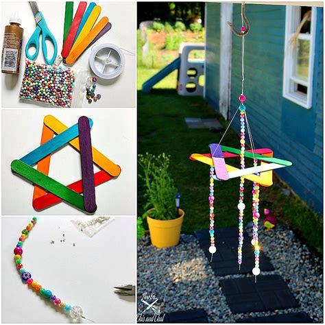 wind chime crafts for preschoolers recipes crafts diy home garden 252