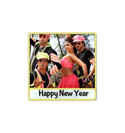 2014 happy new year hindi movie song on you tube like a chhamiya karaoke happy new year karaoke karaoke 2014