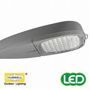 Hubbell outdoor award winning roadway led lighting system