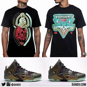 King's Pride Lebron 11 Shirts – Prowler + All We Ask Is ...