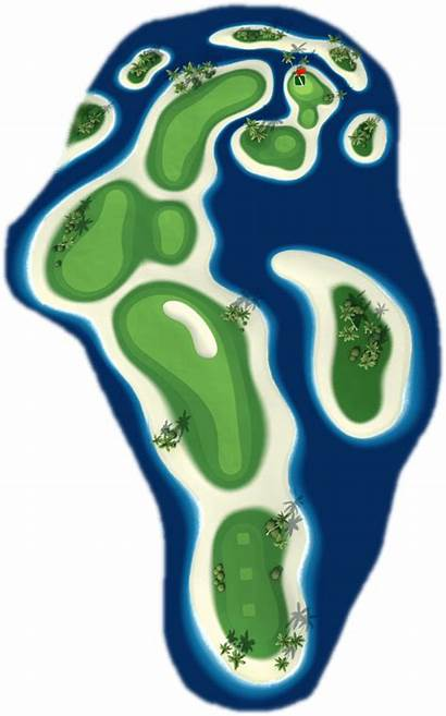 Hole Oasis Golf Clash Par 5c