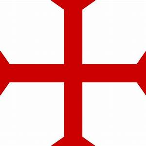 File:Cross of the Knights Templar.svg - Wikimedia Commons