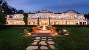 Fashion Designer Max Azria Lists His Mega Mansion for $85 ...