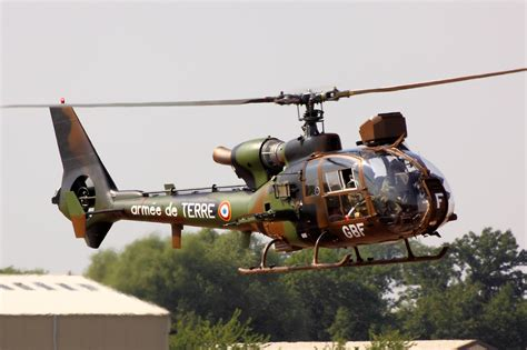 Helicopter military Gazelle g wallpaper