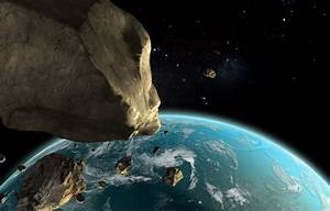 In the next 200 years an asteroid will hit Earth: Will we ...
