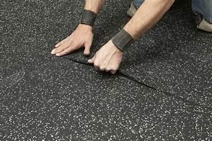 Schallschutz Unter Teppich : professional gym rubber flooring sales and expert installation servicecoastal sports flooring ~ Markanthonyermac.com Haus und Dekorationen