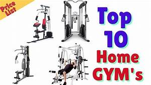 Diamond Price Chart 2018 Best Affordable Home Gyms Equipment 2019 Price List Youtube