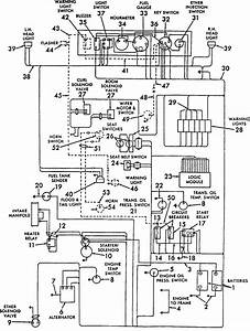 New Holland 6610 S Fuel Pump Wiring Diagram