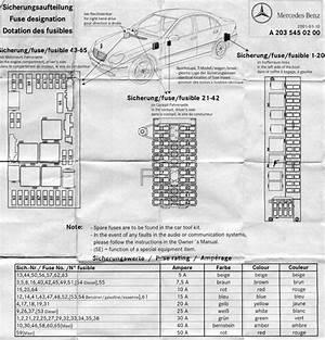 2011 E350 4matic Mercedes Fuse Box Diagram 41748 Desamis It