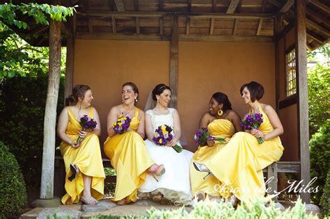 urbana wedding florist sunshine yellow  shades