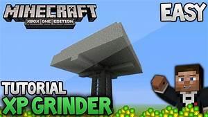 Minecraft Mob SpawnerXP Grinder Easy TutorialXbox 360