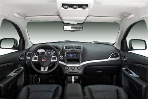 fiat freemont interior 2018 fiat freemont review specs us suv reviews
