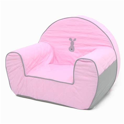 fauteuil chambre bebe fauteuil bébé fille lapinou accessoire chambre
