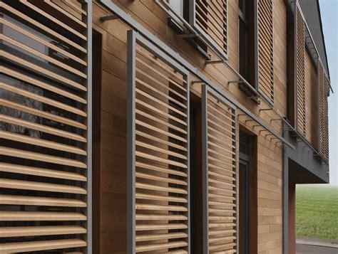 brise soleil orientable exterieur brise soleil de fa 231 ade en bois orientable ducoslide luxframe duco bts de au