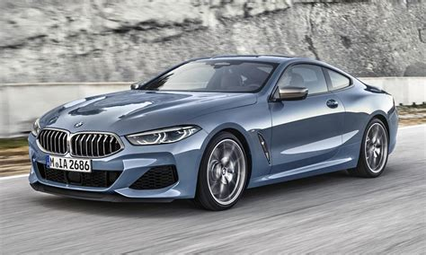 Bmw 8 Series Coupe by New Bmw 8 Series Coup 233 Revealed In M850i Xdrive Guise