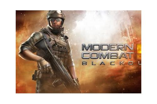 Modern combat 2 1 2 7 apk download :: dieebifightang