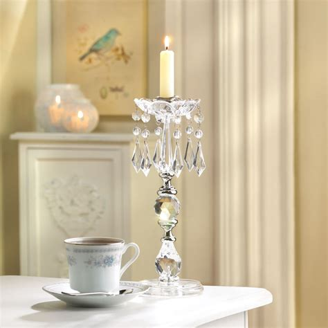 candle holders cheap clear acrylic drops candle holder buy