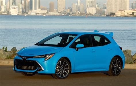 2019 Toyota Corolla On Sale In Australia In August