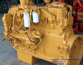 3406b cat used caterpillar 3406b engine other generators year 1987