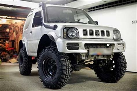 suzuki jimny lifted suzuki jimny lift kit australia bike gallery