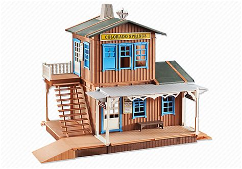 playmobil sheriff huis western station 6462 playmobil 174 deutschland
