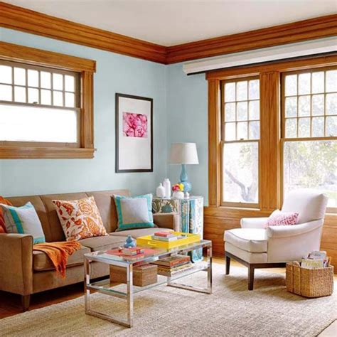 what colour goes with tan sofa bhg centsational style