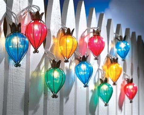 teardrop christmas lights teardrop outdoor string lights contemporary lighting by collections etc