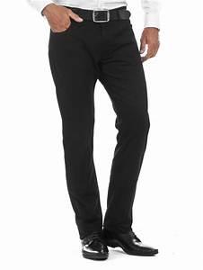 Pantalon Décontracté Homme : pantalon noir homme le must have de votre dressing ~ Carolinahurricanesstore.com Idées de Décoration