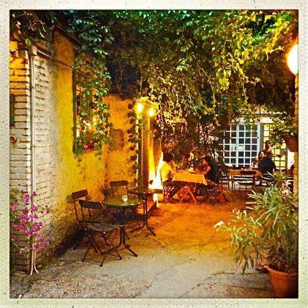 ristorante il cortile roma bistrot il cortile politecnico roma flaminio