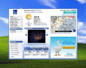Weather Channel Desktop