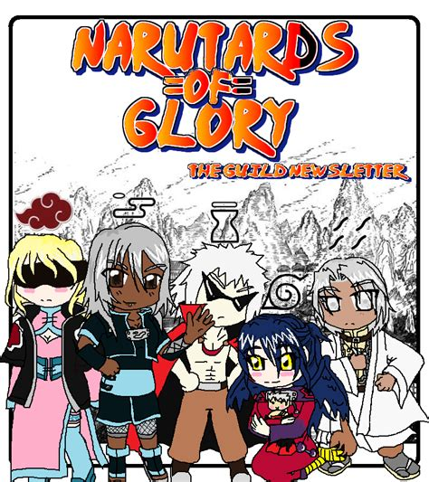 Narutard Of Glory Banner By Harukoz On Deviantart