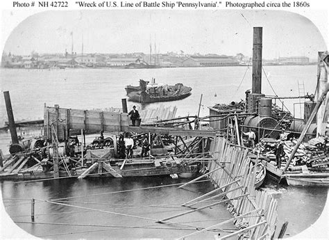 Boat Salvage Yards New Orleans by Salvage Of Ship Quot Pennsylvania Quot American Civil War Forums