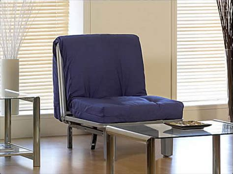 Single Metal Futon Sofa Bed by Bonsai Single Seat Futon Sofa Bed