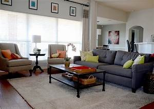 Idea for furniture placement in living room living room for Position of furniture in living room
