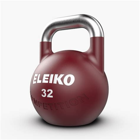 eleiko kettlebells competition weights