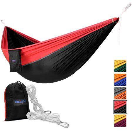 Hammock Carry by Yes4all Lightweight Cing Hammock With Carry Bag