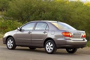 2003 Toyota Corolla Overview