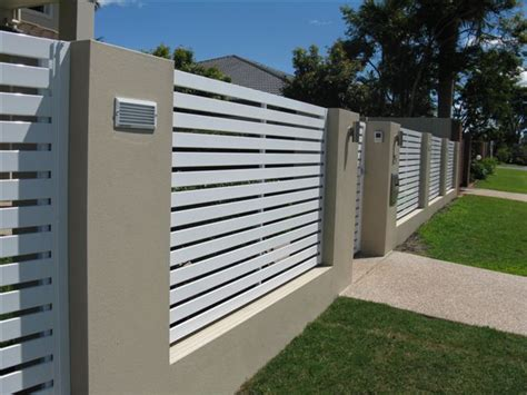 cheap wooden fencing panels horizontal slat fence panels brisbane gates
