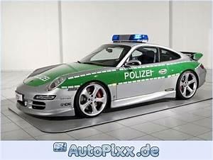 Polizei Porsche Bild - Auto Pixx